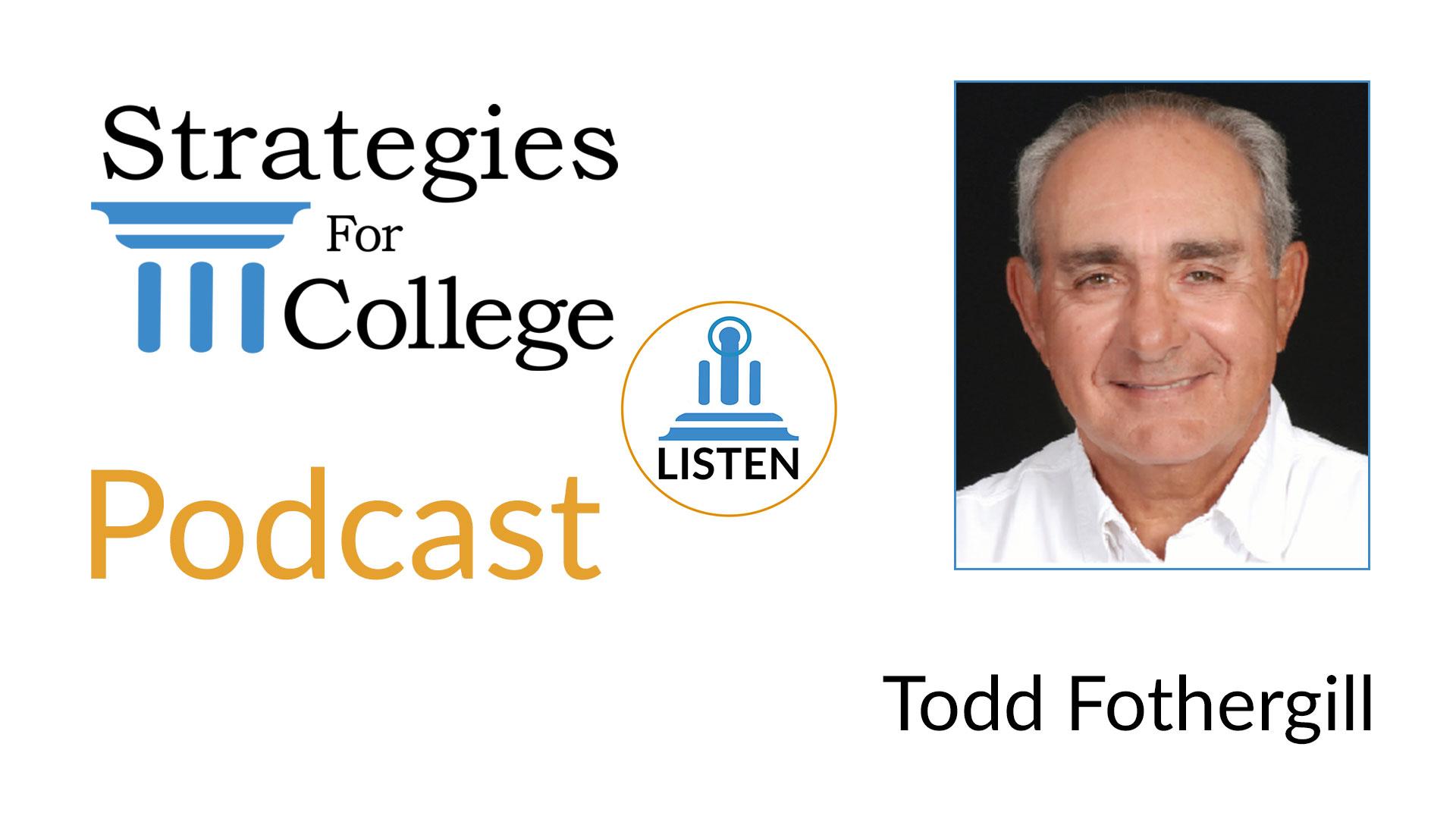 Podcast: Todd Fothergill