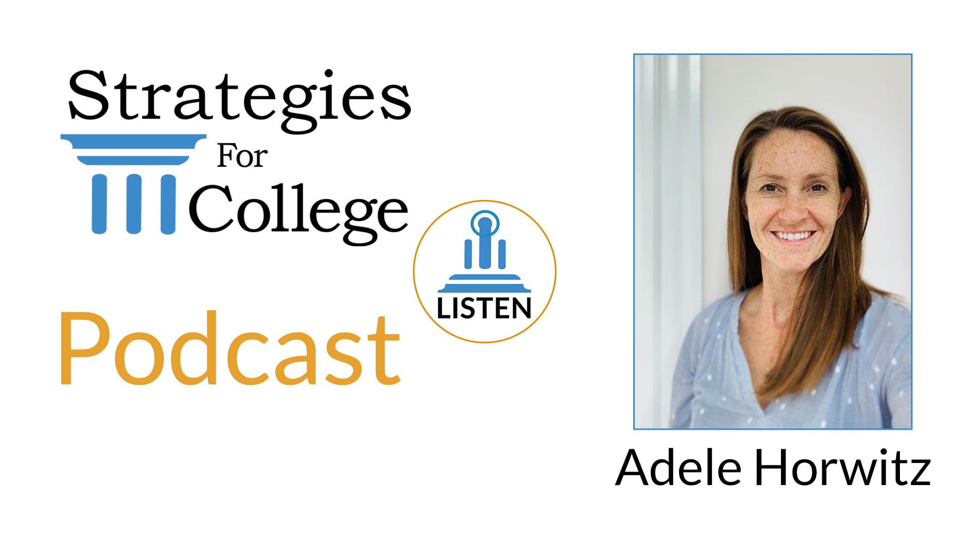 Podcast: Adele Horwitz