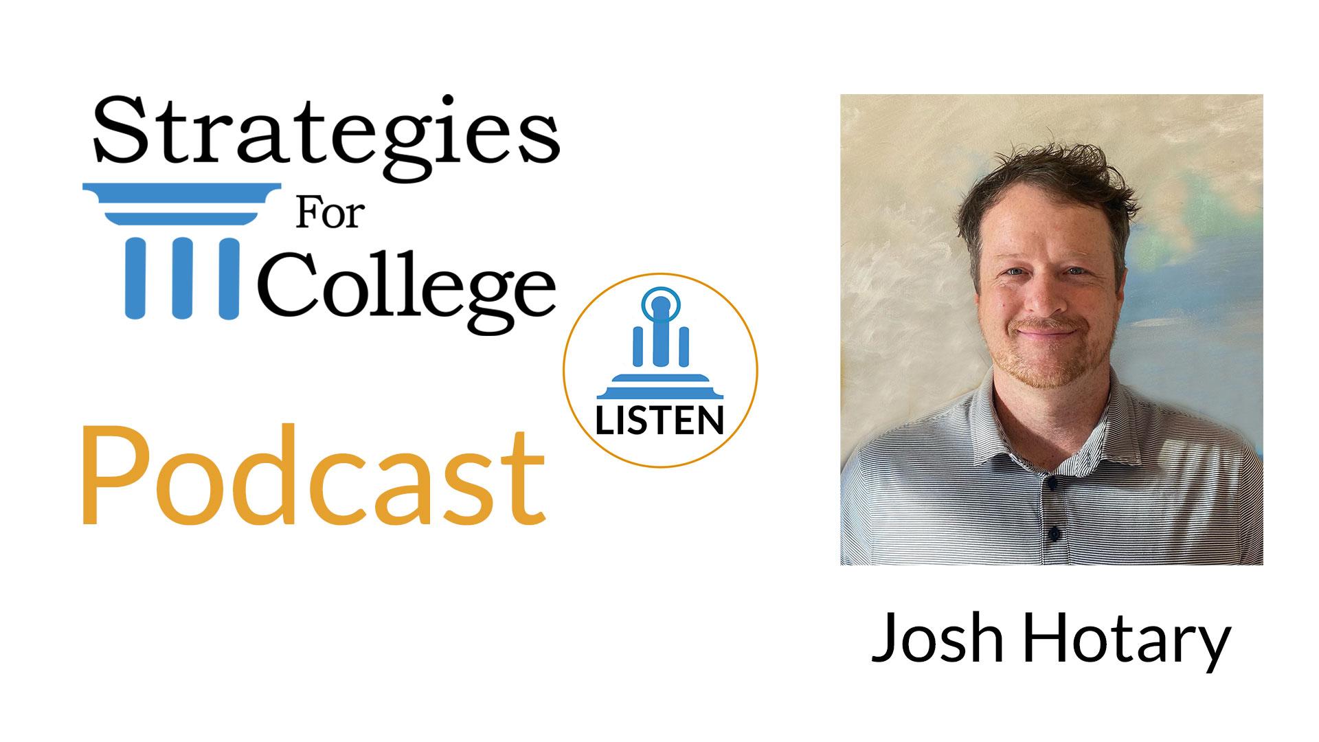 Podcast: Josh Hotary
