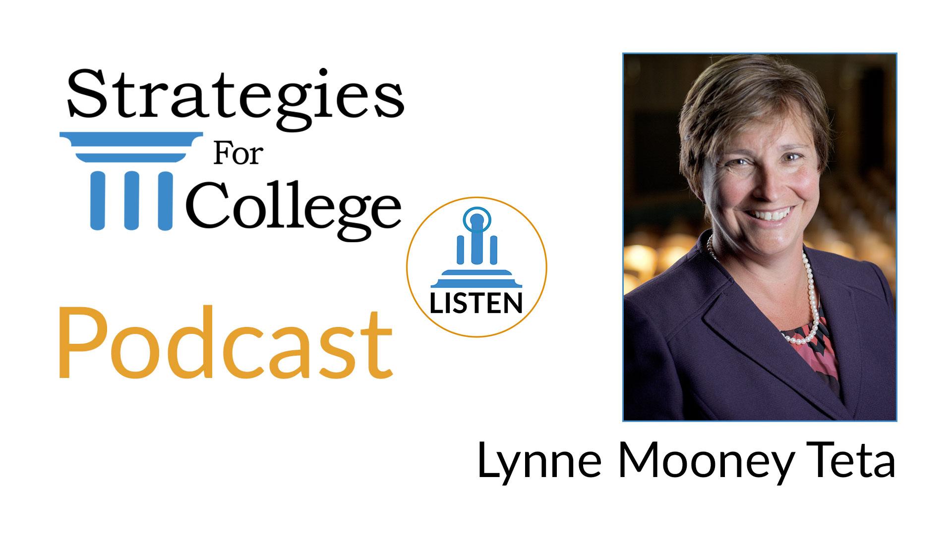 Podcast: Lynne Mooney Teta