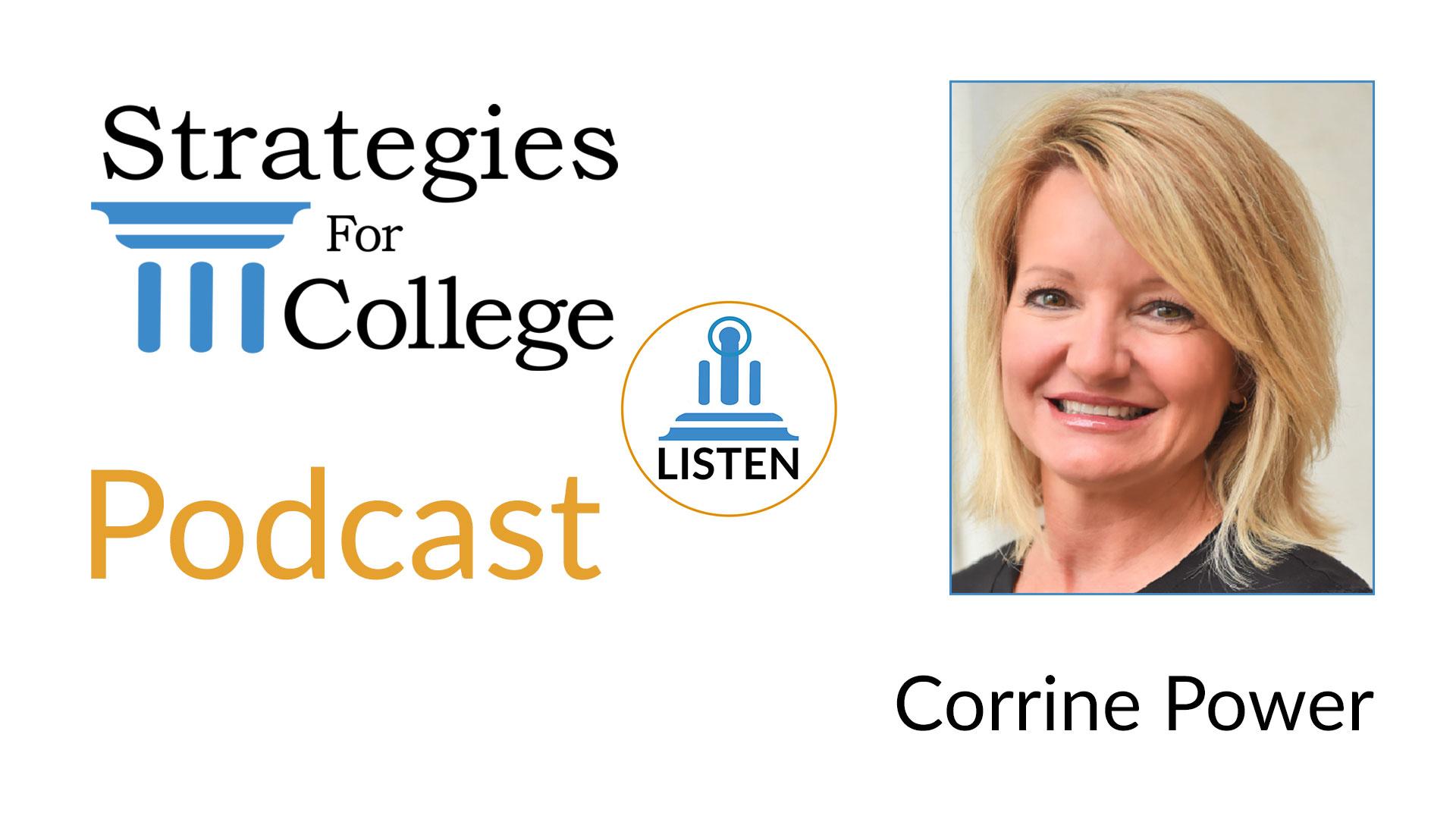 Podcast: Corinne Power