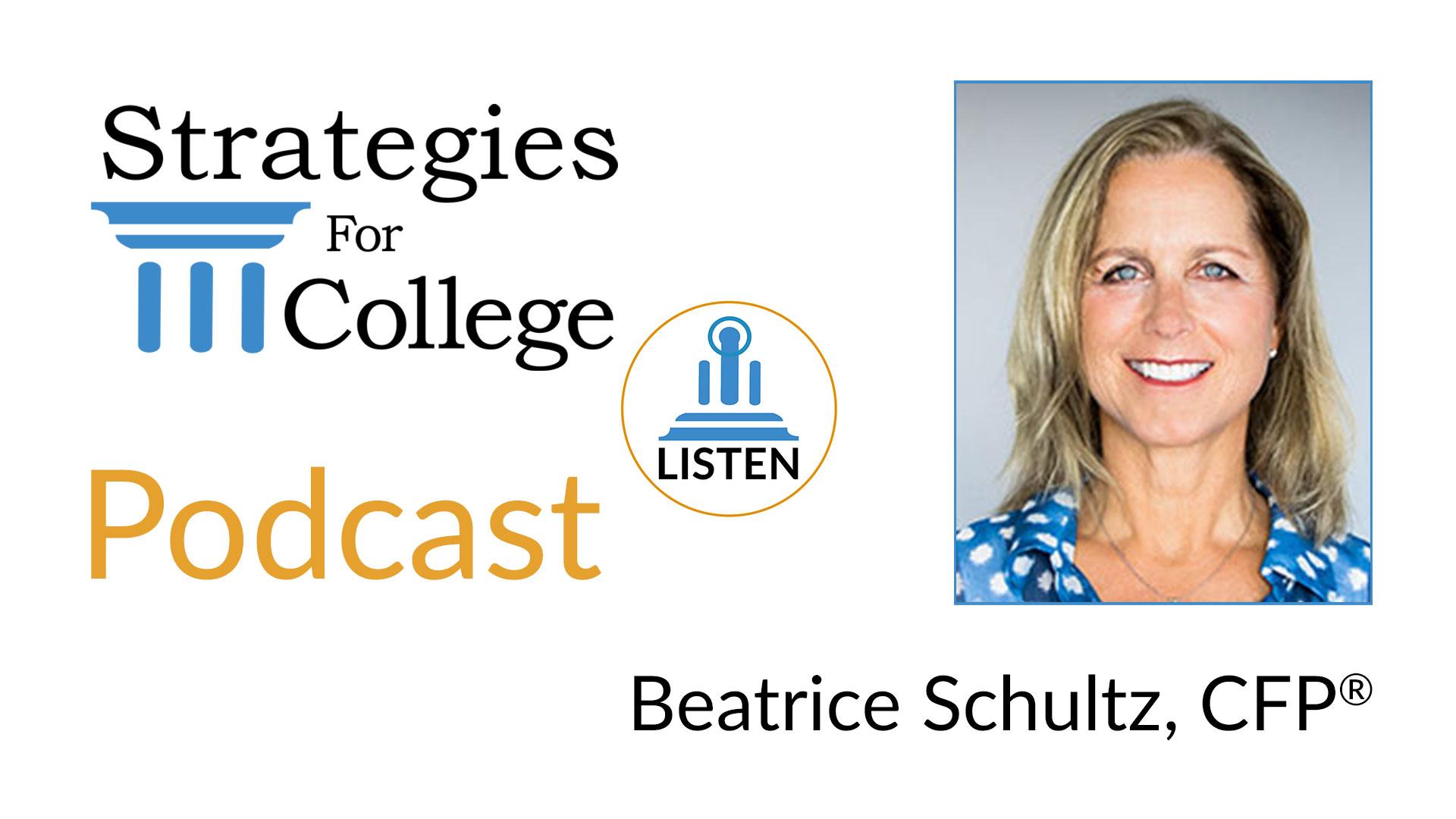 Podcast: Beatrice Schultz