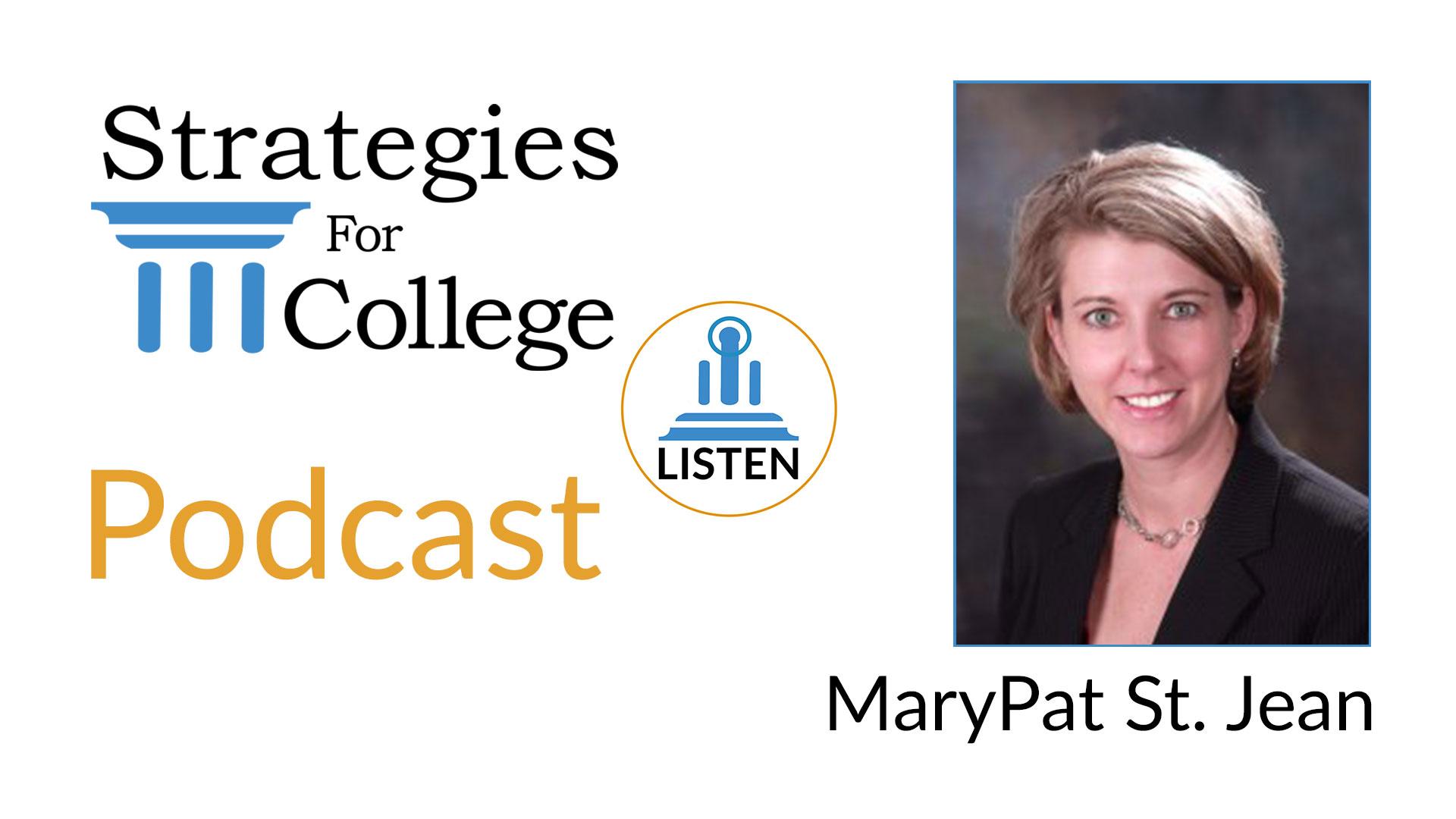 Podcast: MaryPat St. Jean